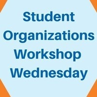 Student Organizations Workshop-Officer Transitions