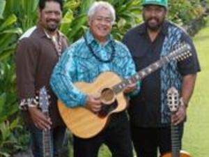 Masters of Hawaiian Music with George Kahumoku, Jr., Nathan Aweau and Kawika Kahiapo