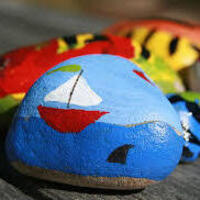 Residence Life Meet-up: Rock Painting