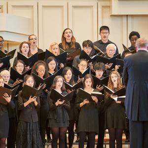 Colgate University Chorus and Chamber Singers