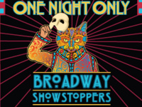 One Night Only Broadway Showstoppers