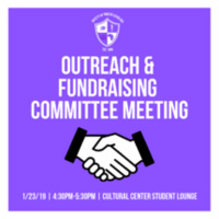 Fundraising & Outreach Committee Meeting