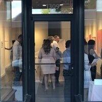 Samuel Richardson Exhibition Opening