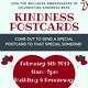 Kindness Postcards