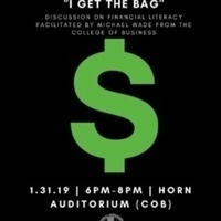 """I Get the Bag"" Financial Literacy Discussion"