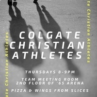 Colgate Christian Athletes-Weekly Team Huddle