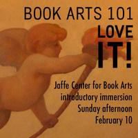 Book Arts 101: Love It