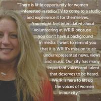 Free Workshop: Women In Audio at WRIR 97.3 FM
