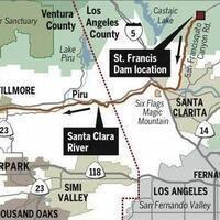 ST FRANCIS DAM DISASTER: 91ST ANNIVERSARY FLOOD PLAIN TOUR