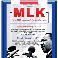 MLK Dramatic Interpretation Speech