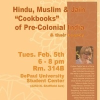 "Hindu, Muslim & Jain ""Cookbooks"" of Pre-Colonial India and Their Legacy"