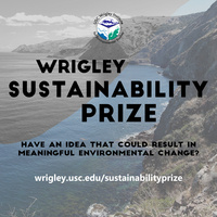 USC Wrigley Sustainability Prize Showcase