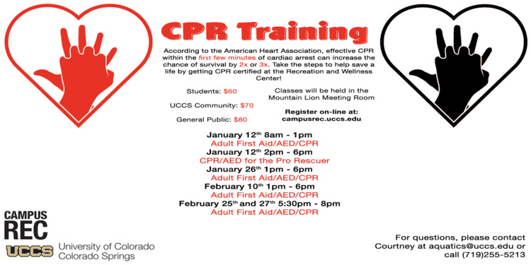 Adult First Aid/AED/CPR