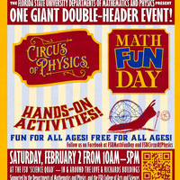 FSU Math Fun Day and Circus of Physics