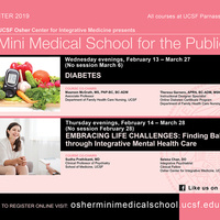 Mini Medical School - Diabetes