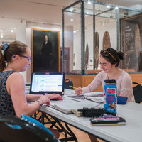 Study Night at the Museum | Art Galleries