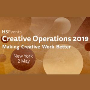 Creative Operations New York 2019