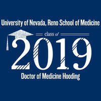 UNR Med M.D. Academic Hooding Ceremony