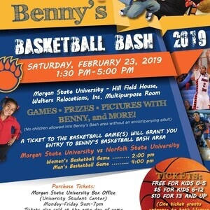 Benny's Basketball Bash