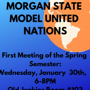 Model United Nations Meeting