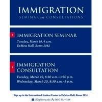 Immigration Seminar