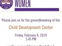 Clemson University Child Development Center Groundbreaking