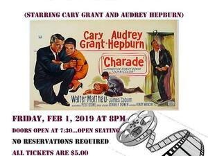 New Dawn Theater Movie Night:  Charade