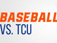 Bearkat Baseball vs. TCU
