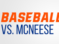 Bearkat Baseball vs. McNeese