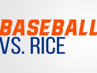 Bearkat Baseball vs. Rice