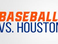 Bearkat Baseball vs. Houston
