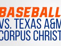 Bearkat Baseball vs.  Texas A&M Corpus Christi