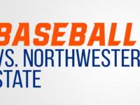 Bearkat Baseball vs. Northwestern State