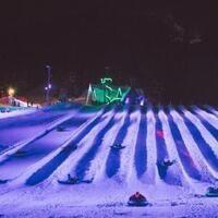 Ski Bowl Cosmic Tubing