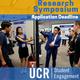 Proposal Deadline - Undergraduate Research Symposium