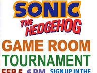 Sonic Tournament