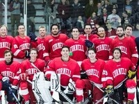 Johnson Men's Ice Hockey Club Weekly Scrimmages