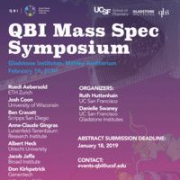 QBI Mass Spectrometry Symposium