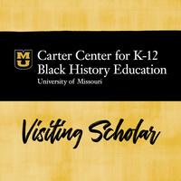 Carter Center Visiting Scholar, Dr. Collette Chapman-Hilliard