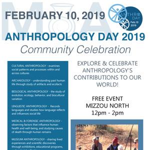 Mizzou Calendar February 2019 Anthropology Day 2019   Mizzou Events