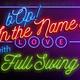 BC bOp! + Full Swing: bOp! In the Name of Love