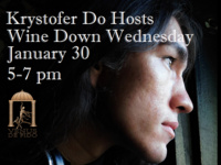 Wine Down Wednesday hosted by Krystofer Do