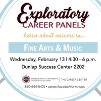 Careers in Fine Arts & Music