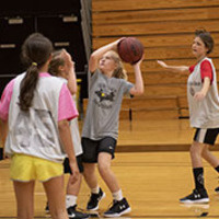 Girls Basketball Offensive Skills Camp (Grades 6-8)