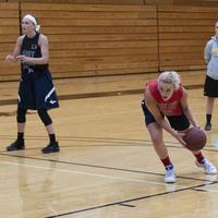 Girls Basketball High School Elite Camp