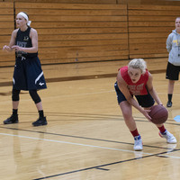 Girls Basketball High School Elite Camp
