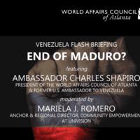 Venezuela Flash Briefing: End of Maduro?