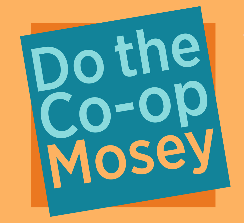 Do the Co-op Mosey!