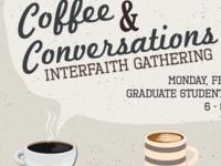 Coffee & Conversations: Interfaith Gathering