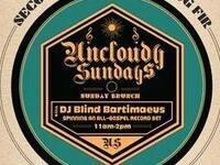 Uncloudy Sundays: DJ Blind Bartimaeus